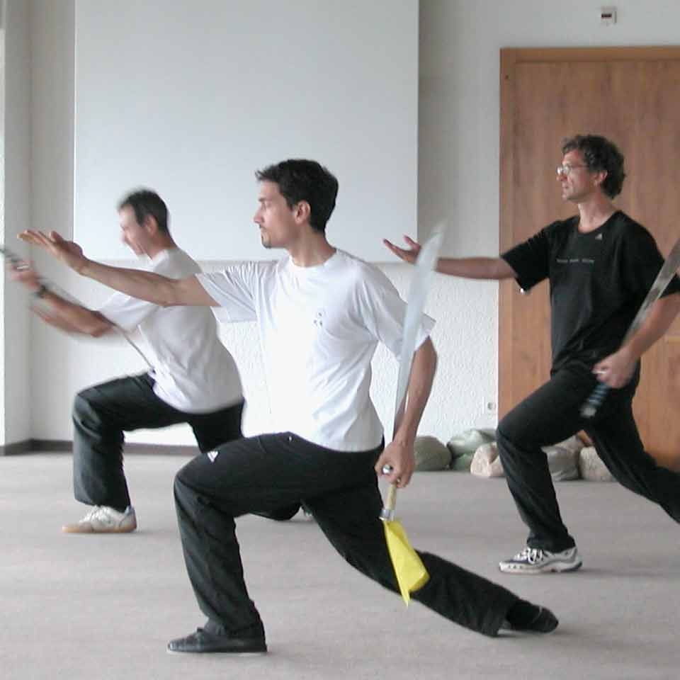 Lehrern SHINDO Schule