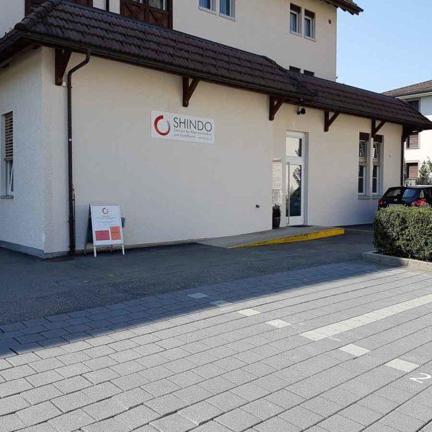 SHINDO Zentrum von Aussen